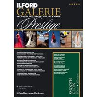 Ilford Galerie Prestige Smooth Gloss 310gsm A3 25 Sheets